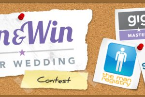 pin and win wedding