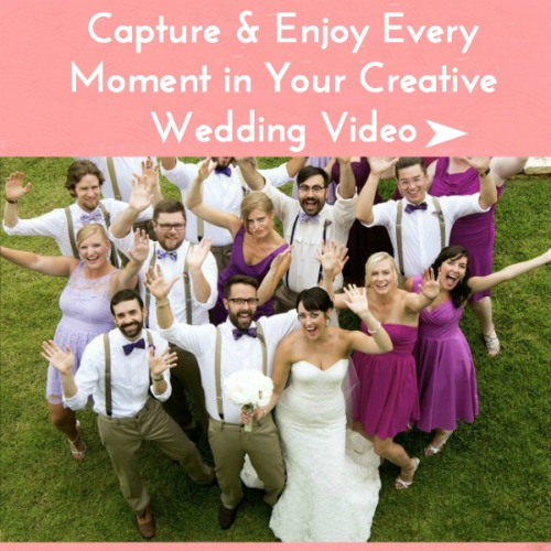 wedding video ideas