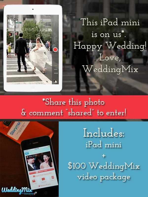 Wedding Contest Wedding Giveaway 2013