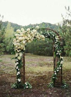 Spring outdoor wedding ideas pinterest