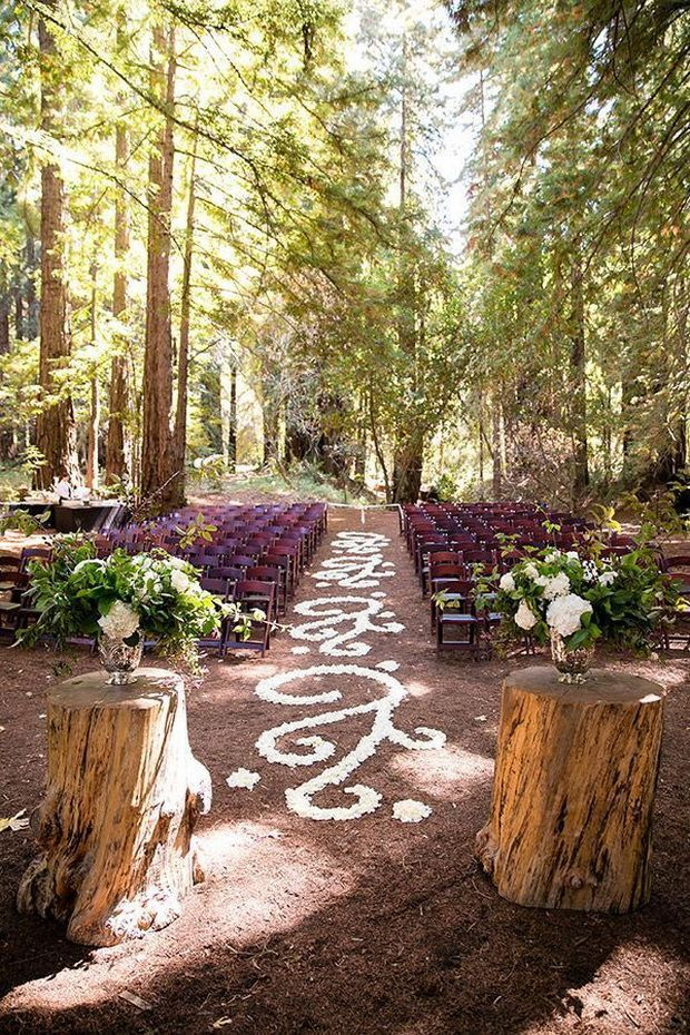 June wedding outdoor ideas