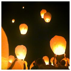 Summer wedding outdoor ideas lantern
