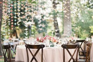 Outdoor wedding ideas on a budget