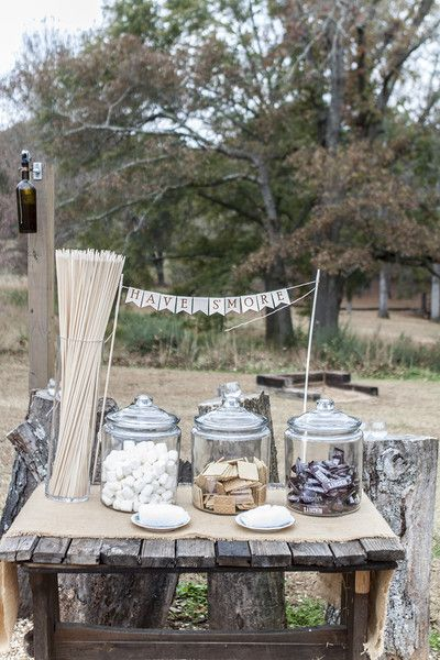 Outdoor wedding ideas DIY ceremony