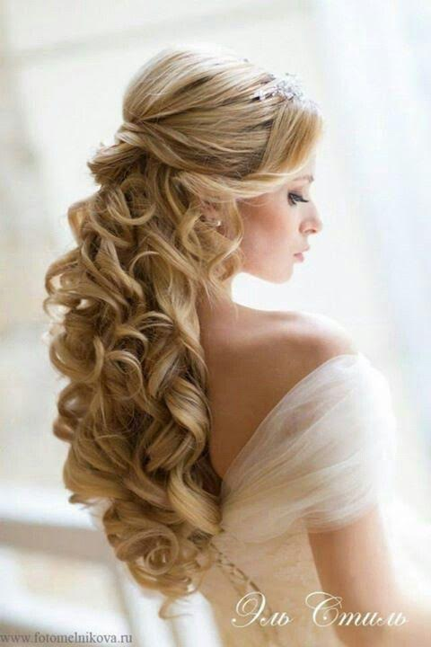 Magnificent Weekly Inspiration Our Favorite Wedding Day Hairstyles For 2015 Short Hairstyles Gunalazisus
