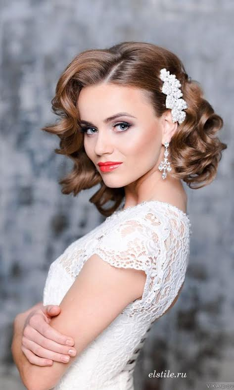 15 Beautiful Wedding Hair Ideas Weddingmix