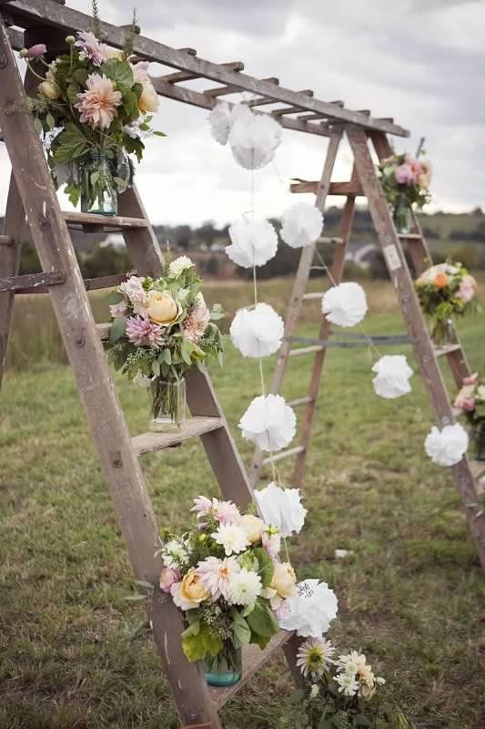 Easy DIY Spring Wedding