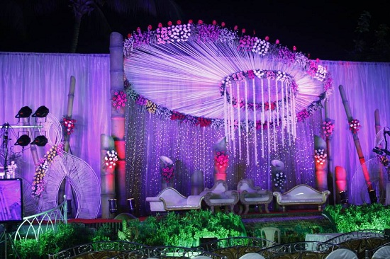 7 clever easy ways to diy indian dcor for your wedding indian wedding video junglespirit Image collections