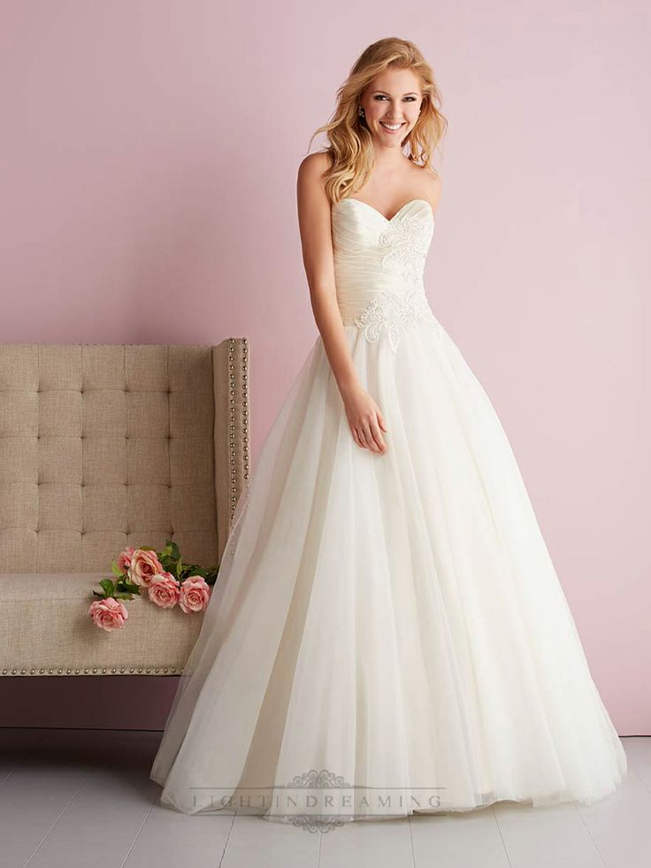 Ball Gown Wedding Dress Ideas