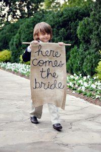 Spring Wedding DIY Ideas