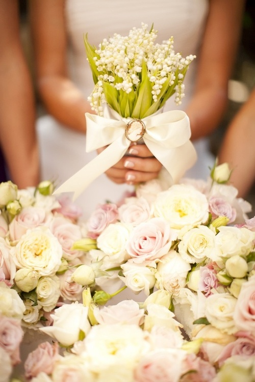Lily of the Valley Wedding Ideas