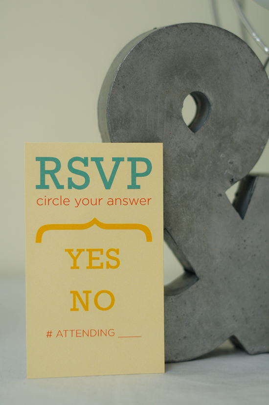 How to send your wedding RSVP
