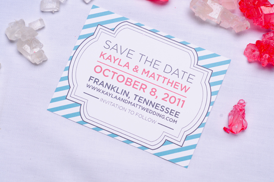 When To Send Your Save The Dates & Wedding Invitation