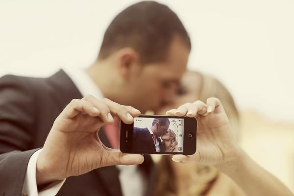 iPhone wedding tips
