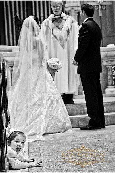 funny wedding photobomb vows