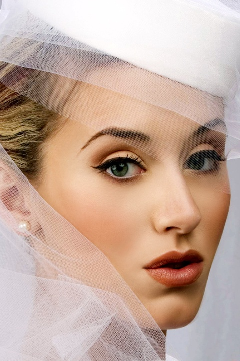 Weekly Wedding Inspiration: 15 Fresh + Natural Wedding Makeup Ideas