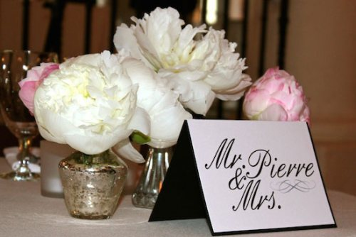 How to create your own DIY wedding centerpieces