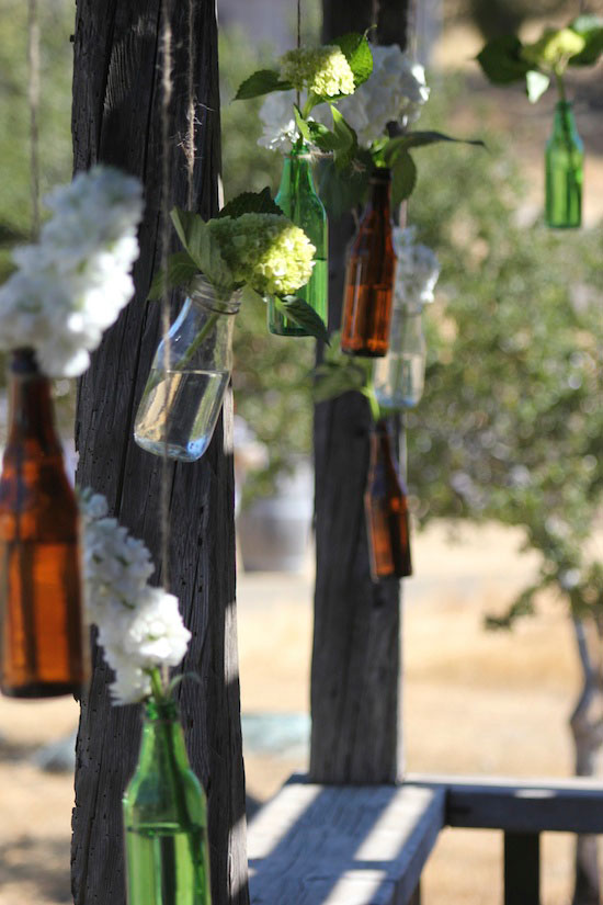 How to create your own DIY wedding floral decorations