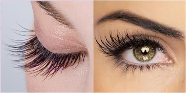 natural-looking eyelashes
