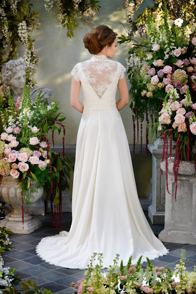 vintage wedding dress ideas
