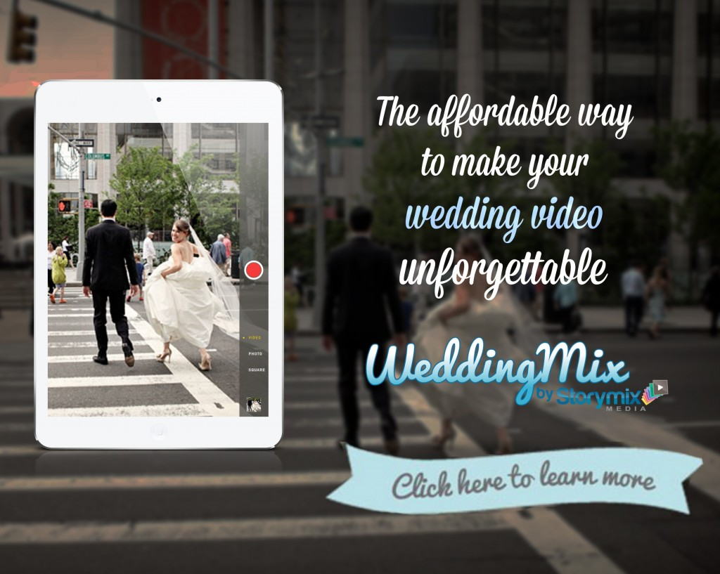 affordable wedding video
