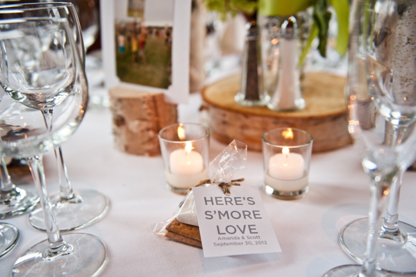 #4 Nature Wedding Favor Ideas