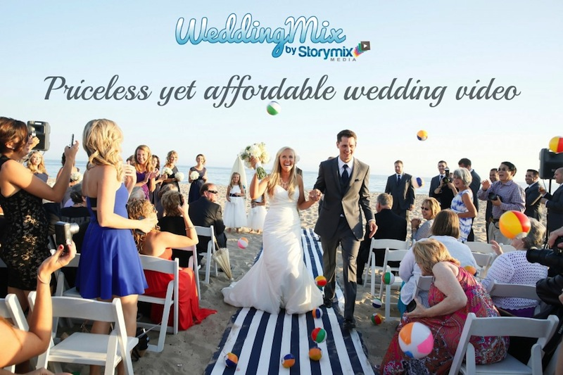 Alternative wedding video price