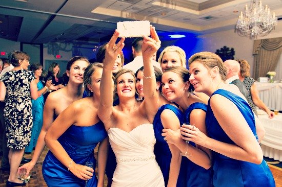 funny bride selfie ideas