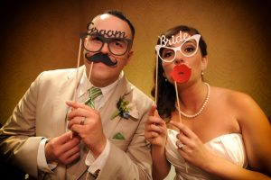 wedding video photo booth