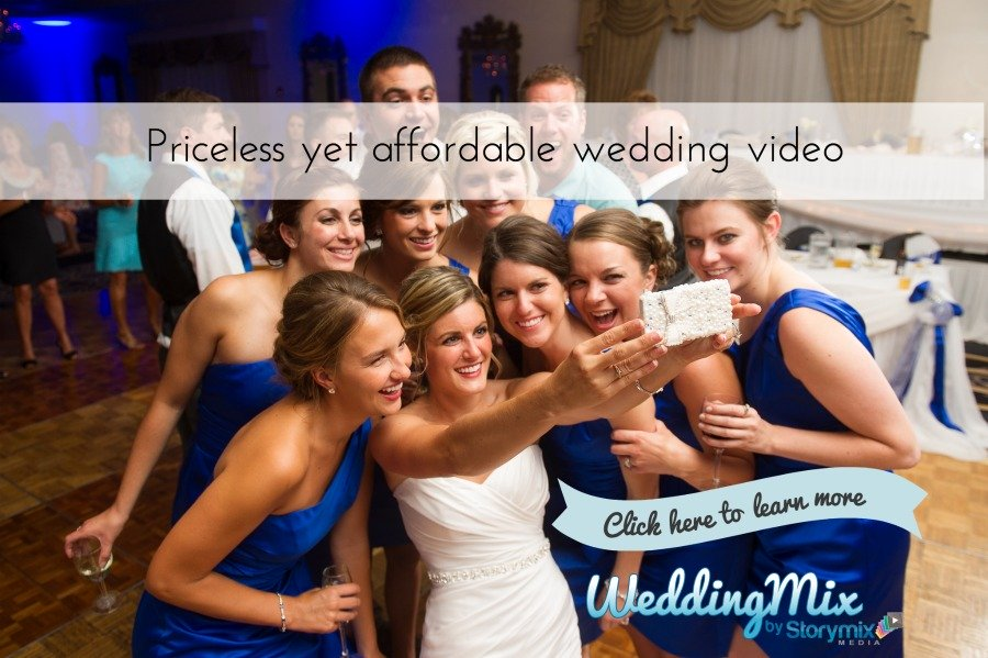 WeddingMix: #1 Wedding video app