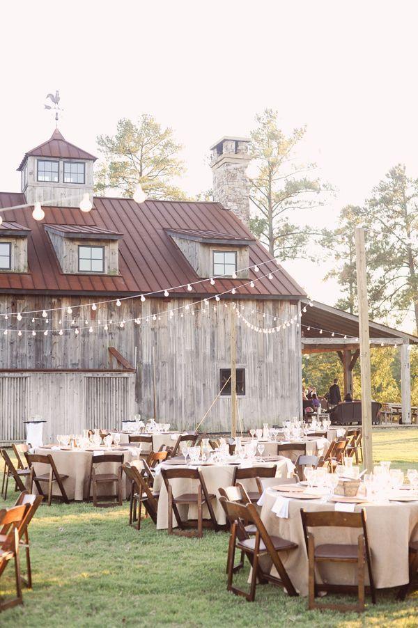 Rustic Wedding Ideas Barn Venues