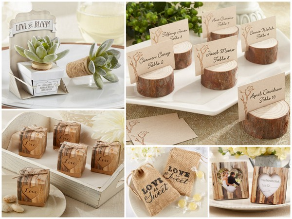 Rustic Wedding Gift Ideas : Rustic party favors flawless fall wedding favor ideas for every
