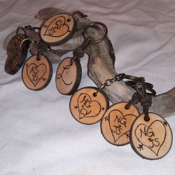rustic wedding ideas favors