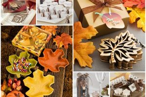 fall diy wedding decor