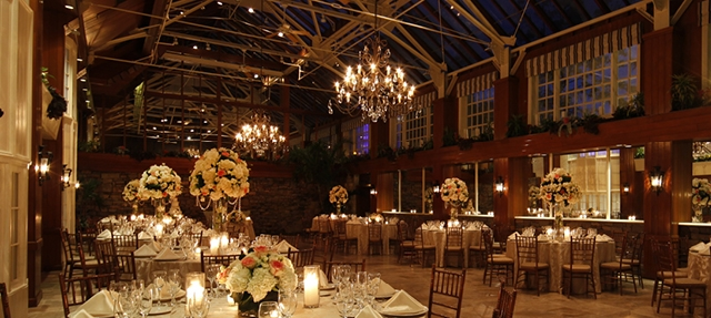 Winter New York Wedding Venue