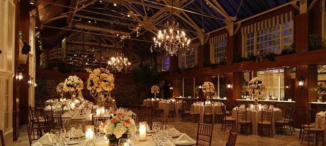 Winter New York Wedding Venue