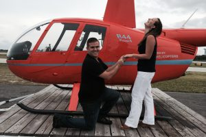 helicopter proposal video