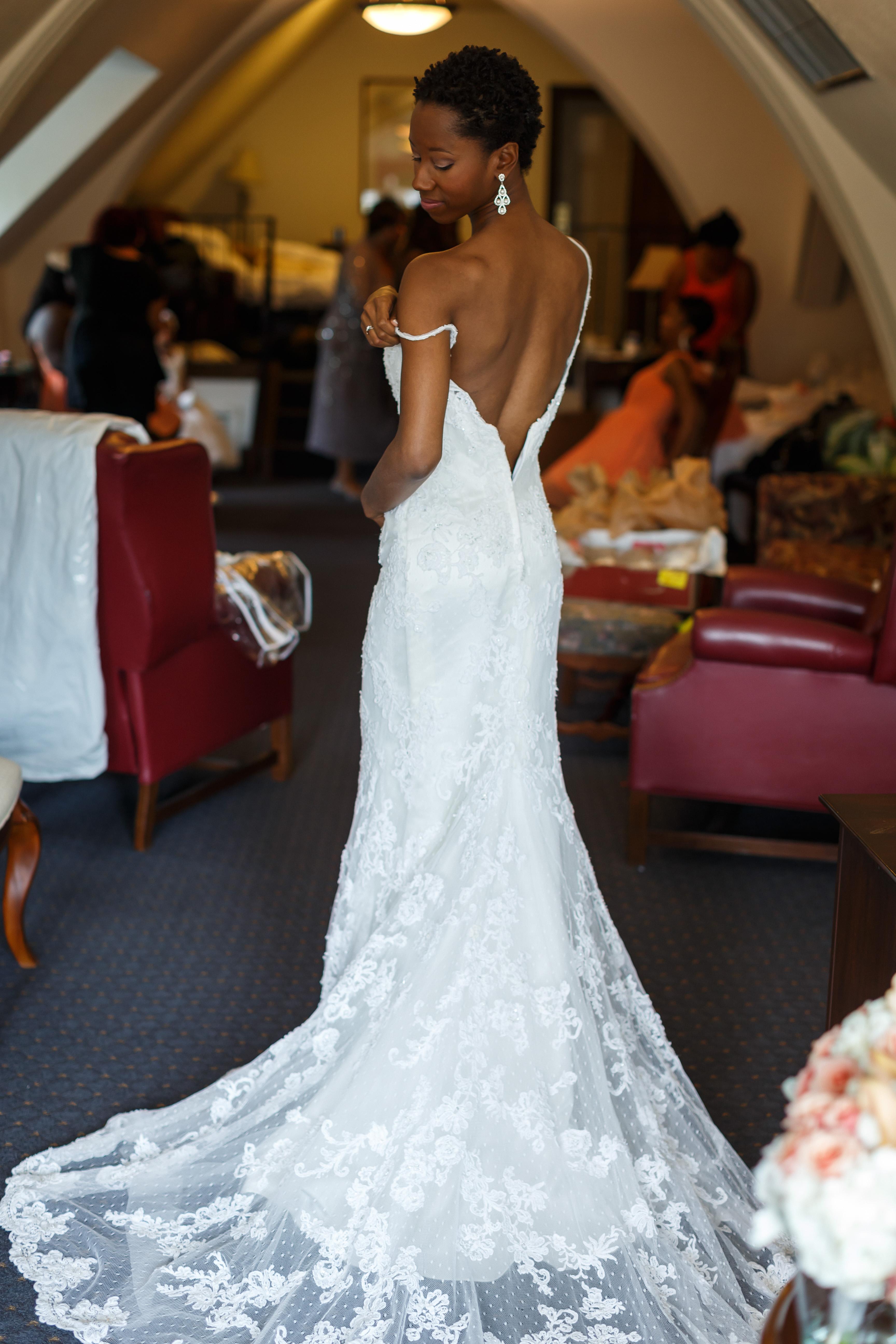 wedding at the Michigan league