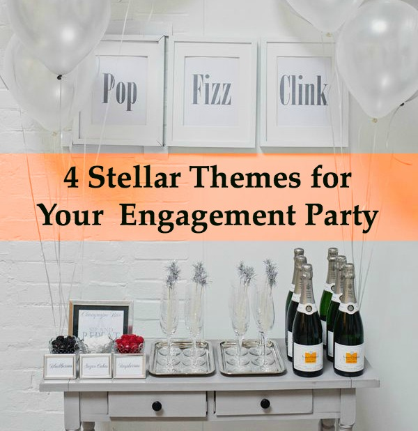engagement party themes ideas