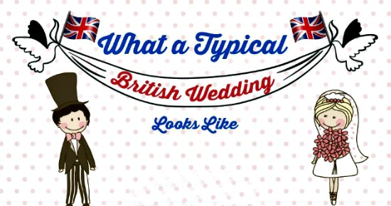 british wedding traditions