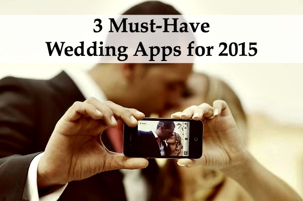 wedding planning apps 2015