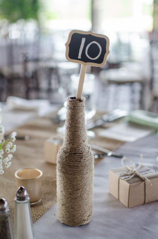 wedding twine DIY ideas