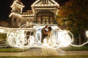 outdoor wedding redlands california video