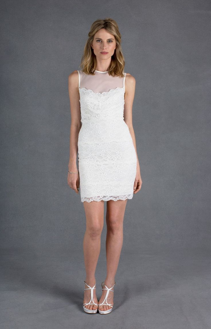 simple rehearsal dinner dress