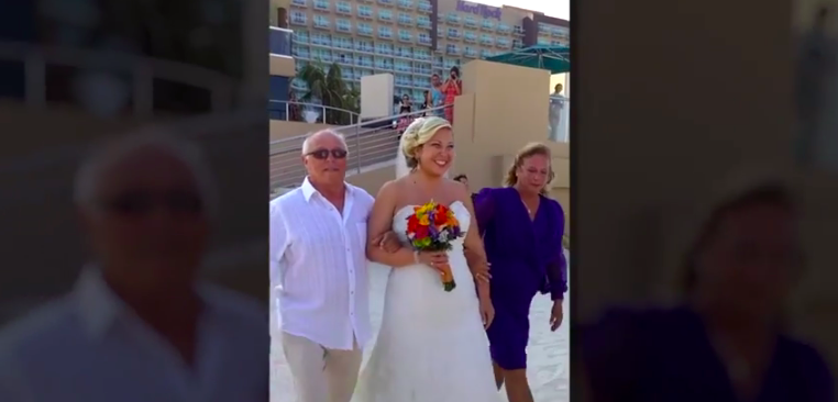 cancun wedding videography