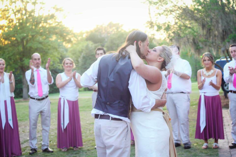 Charleston, SC wedding video