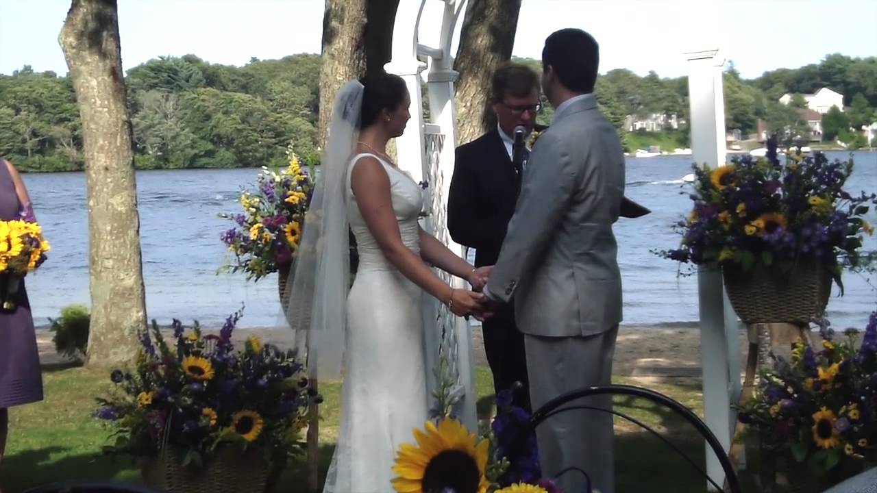 Wedding Ideas Blog: Perfect Plymouth, MA Wedding Video