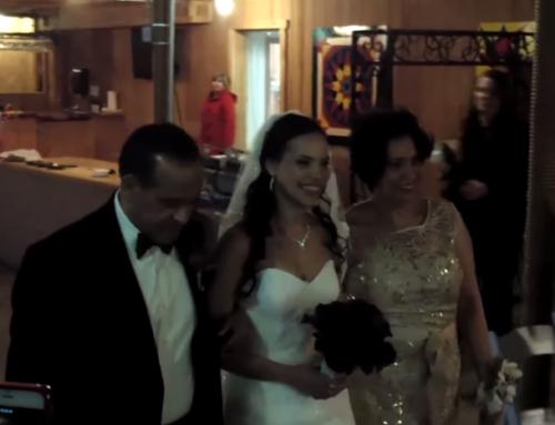 Andover, NJ Wedding Video