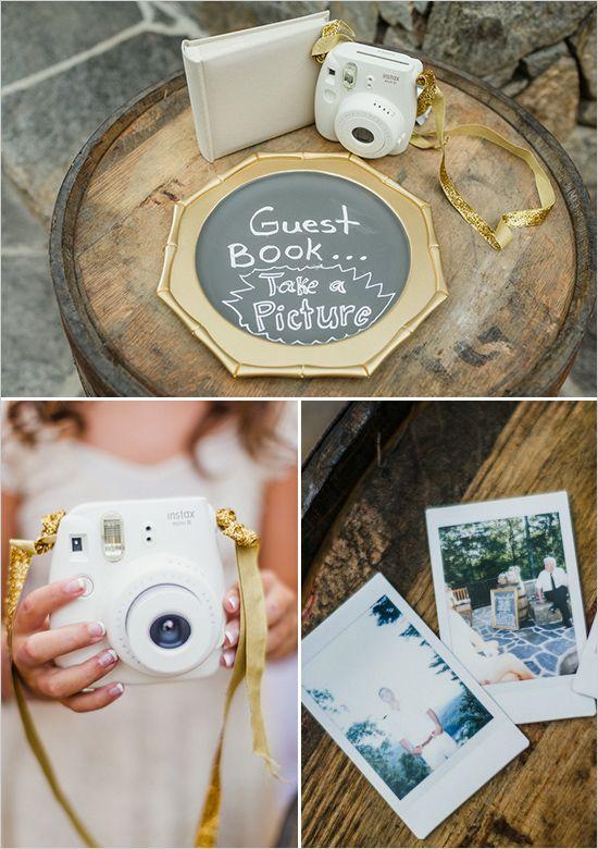 Fun wedding guest ideas to capture great wedding photos photo wedding guest book fun wedding guest ideas junglespirit Gallery