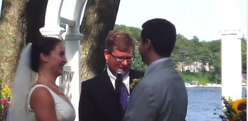 plymouth, ma wedding video